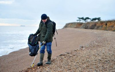 The Rubbish Walks website goes live!