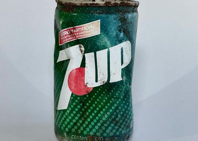 7Up Can 1986