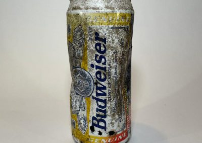 Budweiser Beer Can 1998