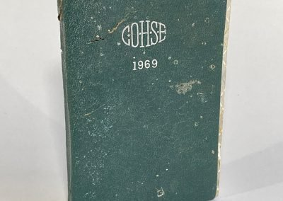 COHSE Diary Front 1969