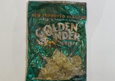 Golden Wonder Crisp Packet 1996