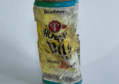Holsten Pils Lager Can Front 1980s