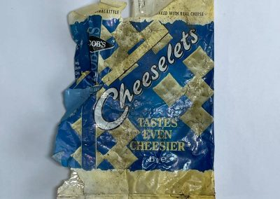 Jacobs Cheeslets Packet Front 1995