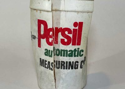 Persil Automatic Measuring Cup 1978
