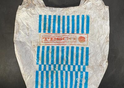 Tesco Carrier Bag 1980s