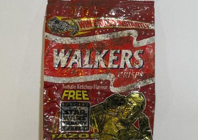 Walkers Crisps Star Wars Promo 1997