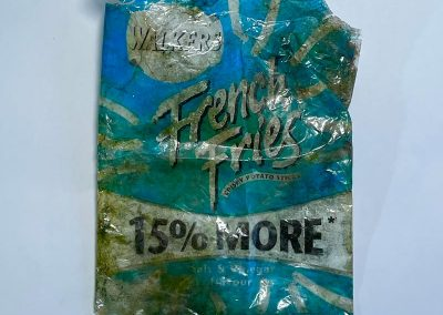 Walkers French Fries Packet 1998