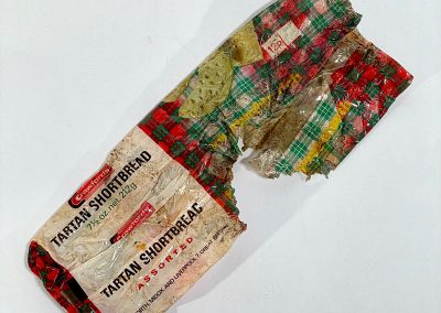 Crawfords Tartan Shortbread Packet 1972
