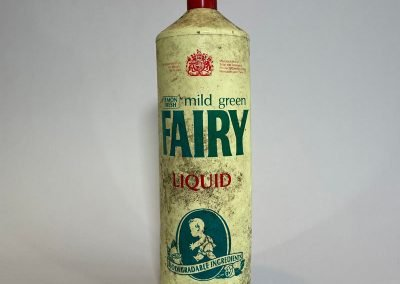 Fairy Liquid Bottle 1980s