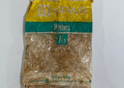 Spar Mintos Sweets Bag 1972