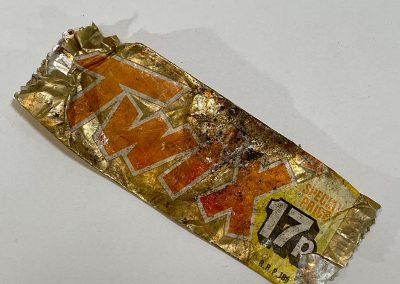 Twix Wrapper Special Price 17p 1988