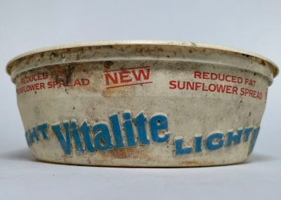 Vitalite Light Sunflower Spread 1980s