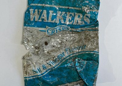 Walkers Crisps Packet 1994